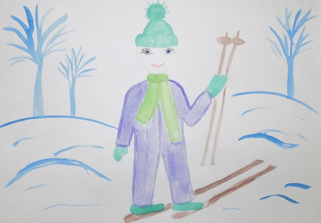 Калугин Захар, 5 лет